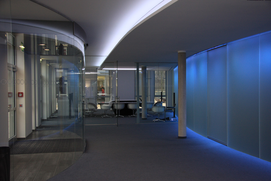 Red Bull Media House Lobby/Conferencearea Salzburg Austria